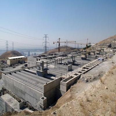 پروژه آب و فاضلاب منطقه شش تهران