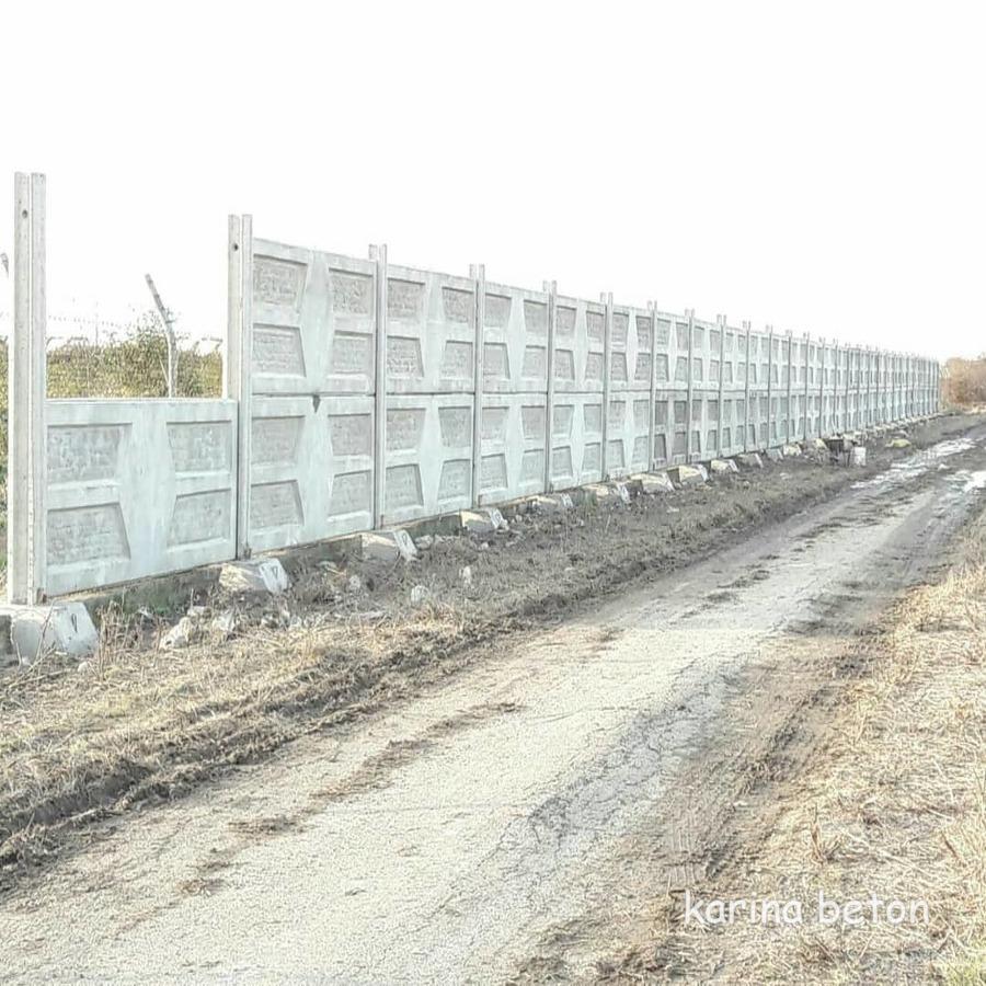 دیوار بتنی پیش ساخته طرح بادبر